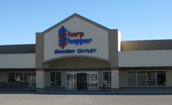 Sharp Shopper Grocery Outlet Knox Storefront